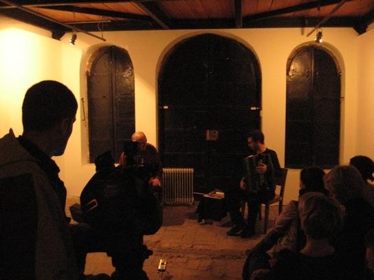 Duo Doneda / Kocher: Muzikë e improvizume