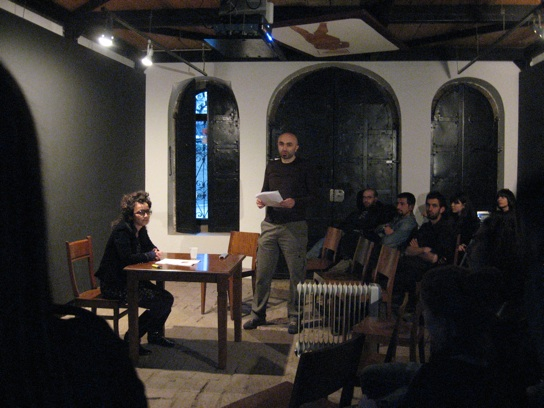 Artist talk: Flaka Haliti