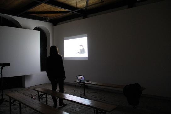 Artist talk: Alketa Ramaj