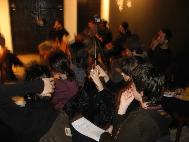 Artist Talk: Dita Ethemi with Alban Muja, Agon Hamza, Era Krasniqi