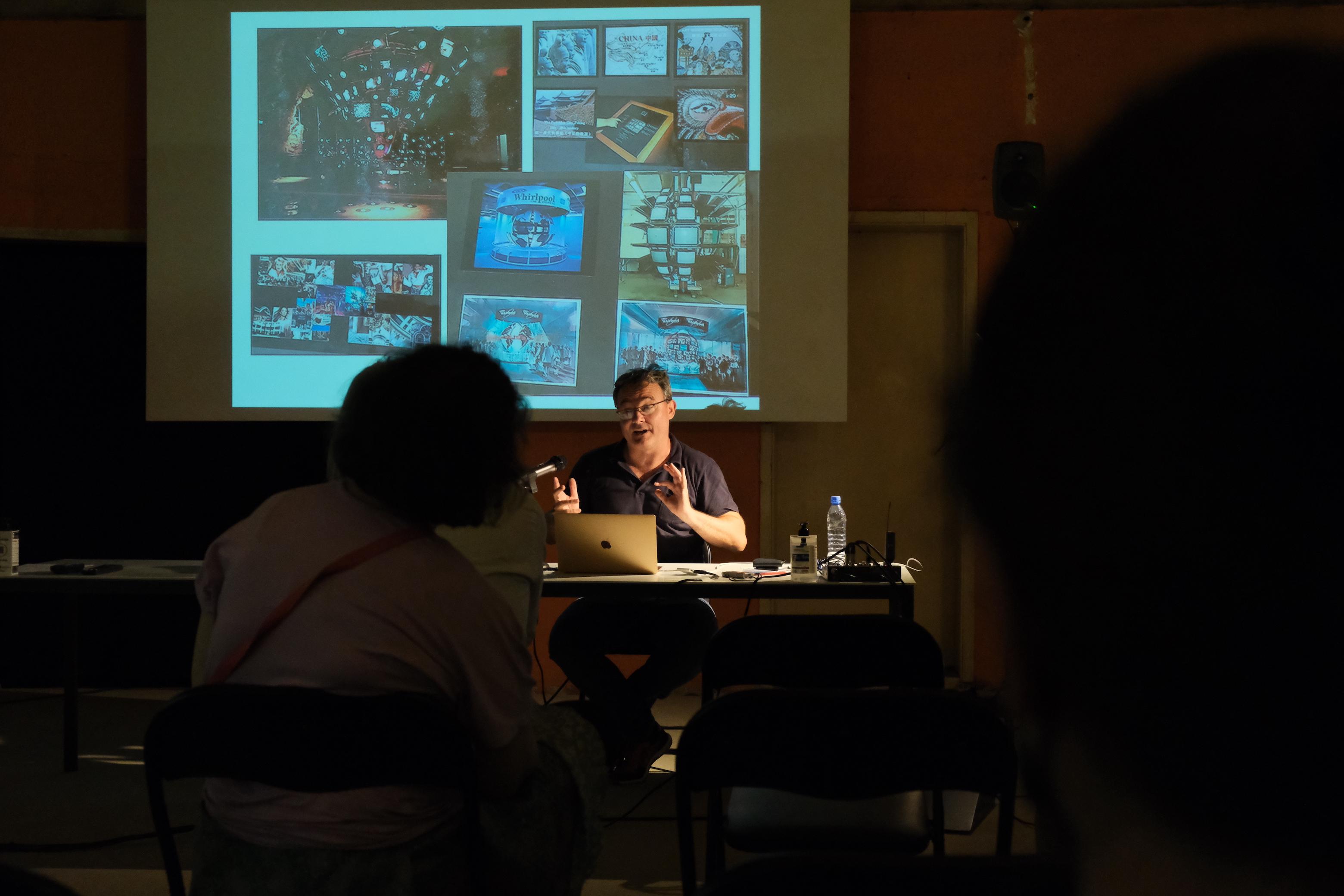 Film School Program by Scott Anthony