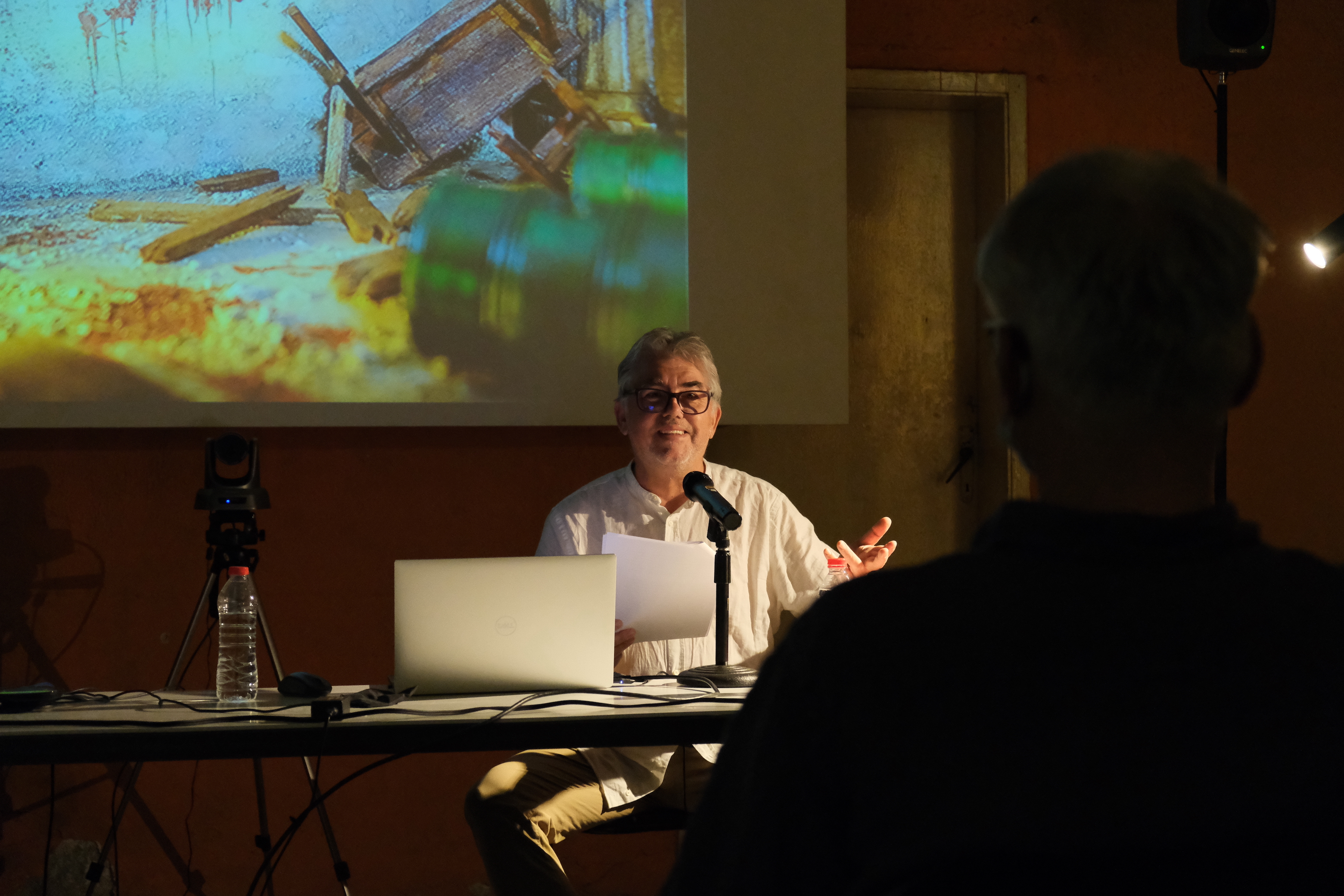 Miran Mohar: Teaching contemporary visual art practices and theories