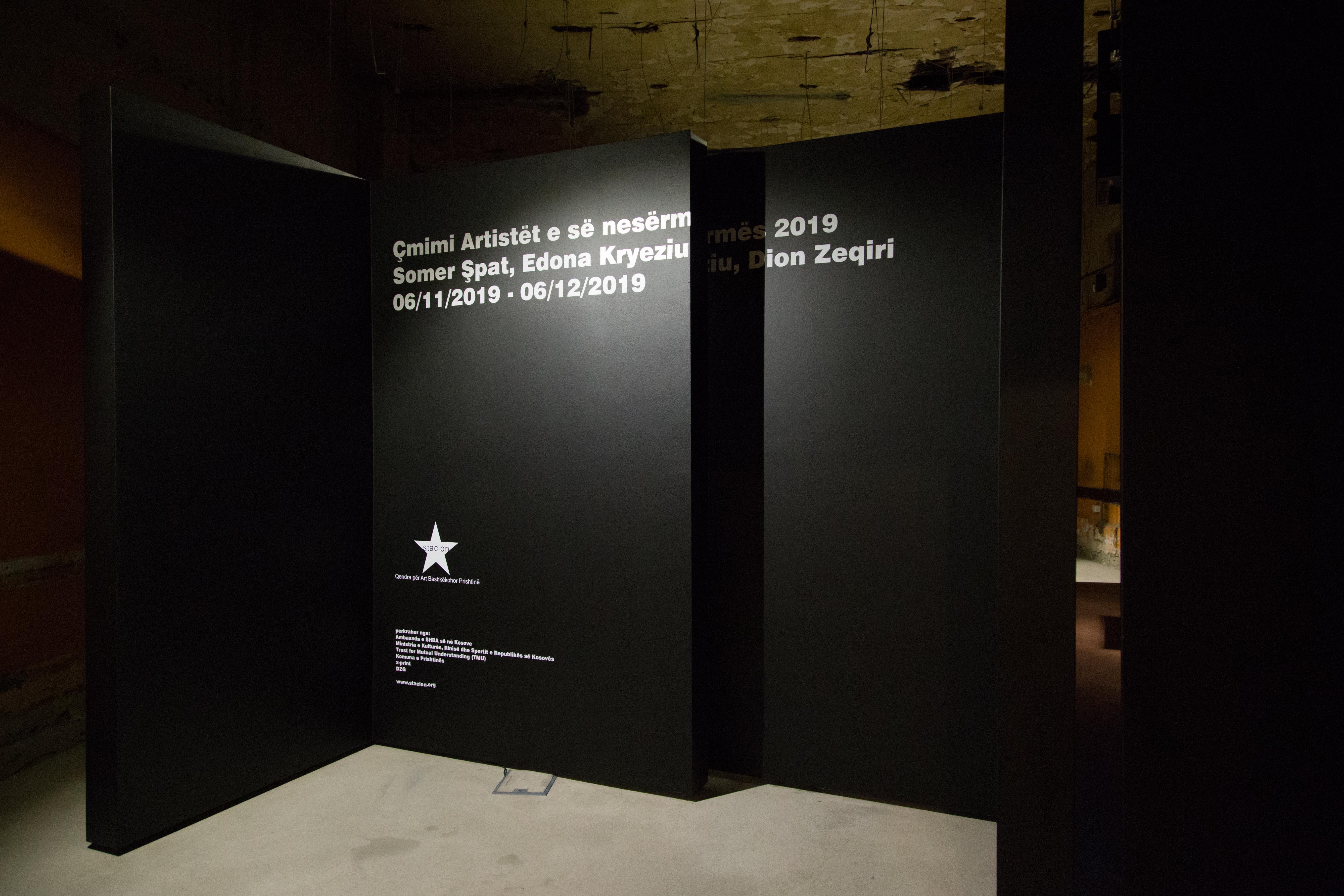 Ekspozita e finalistëve të çmimit AeN 2019