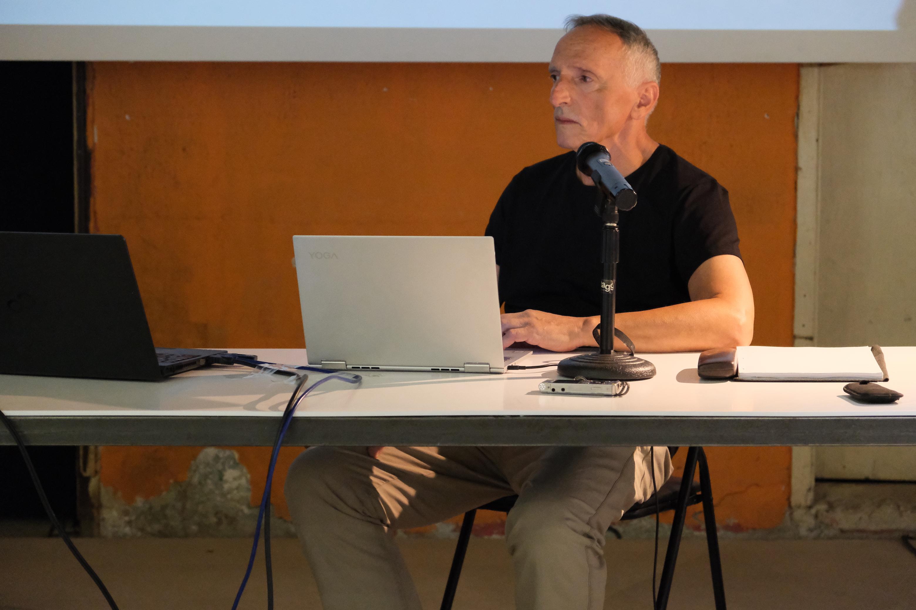 Isuf Berisha: Identity and the Other/s