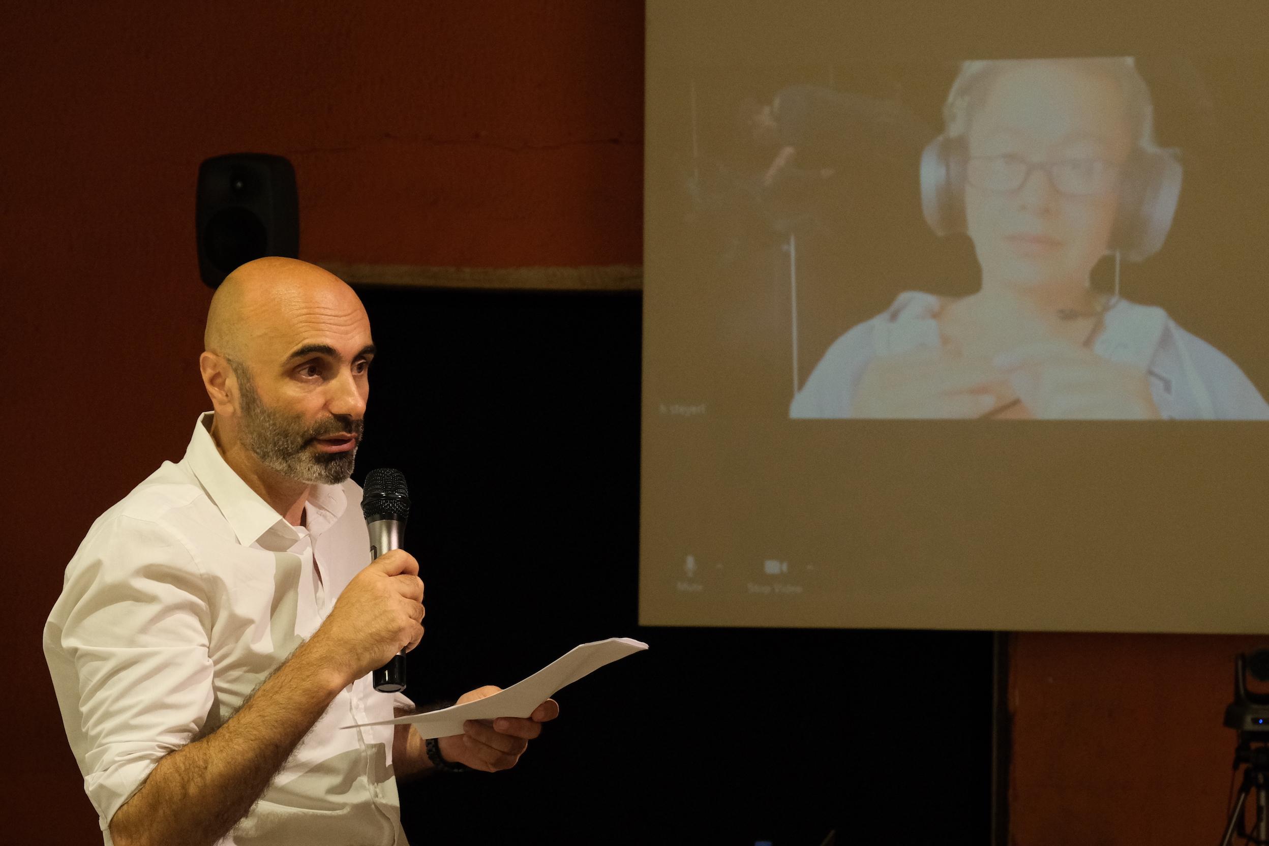 Hito Steyerl: Public Lecture