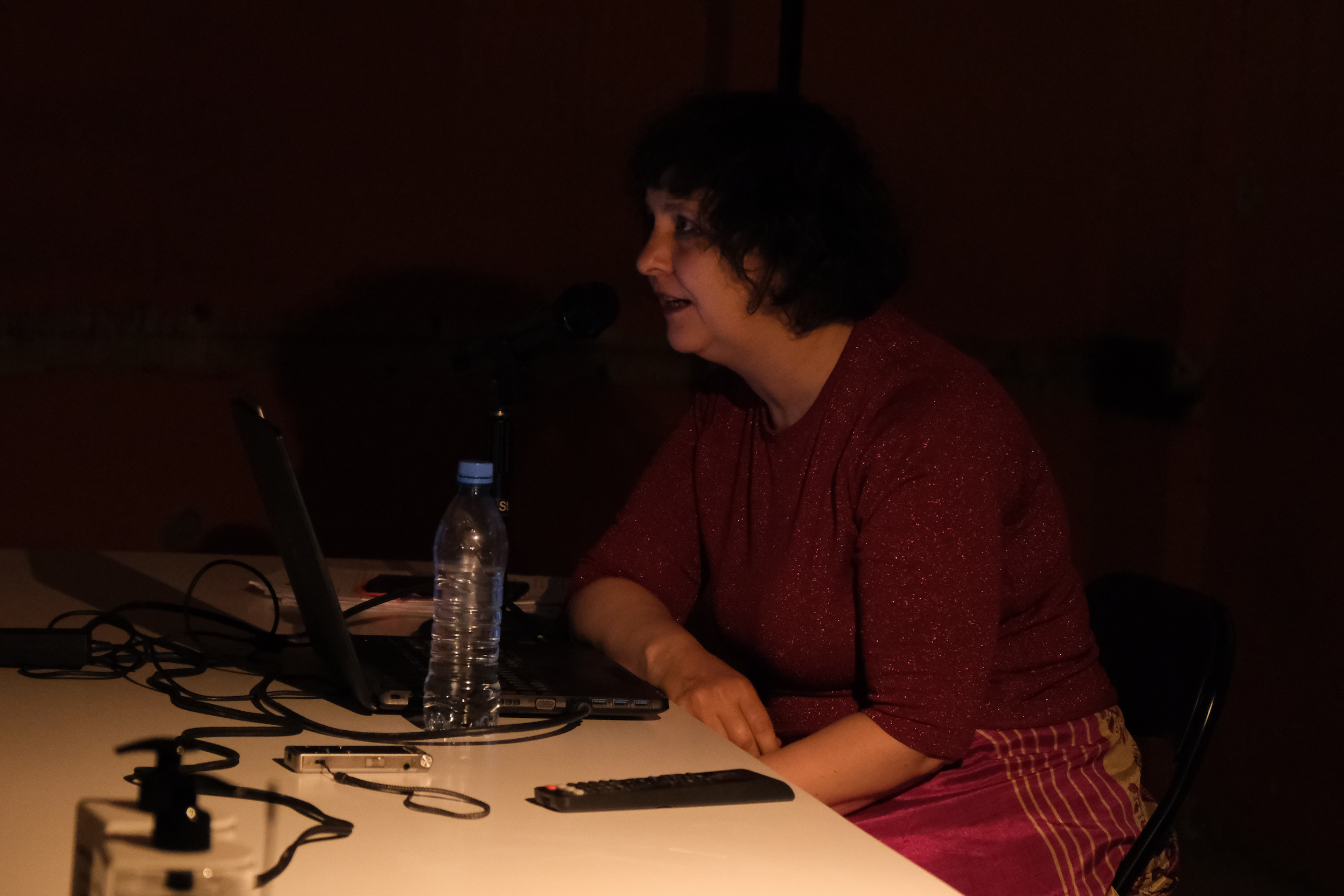 Esther Leslie: News About Atoms