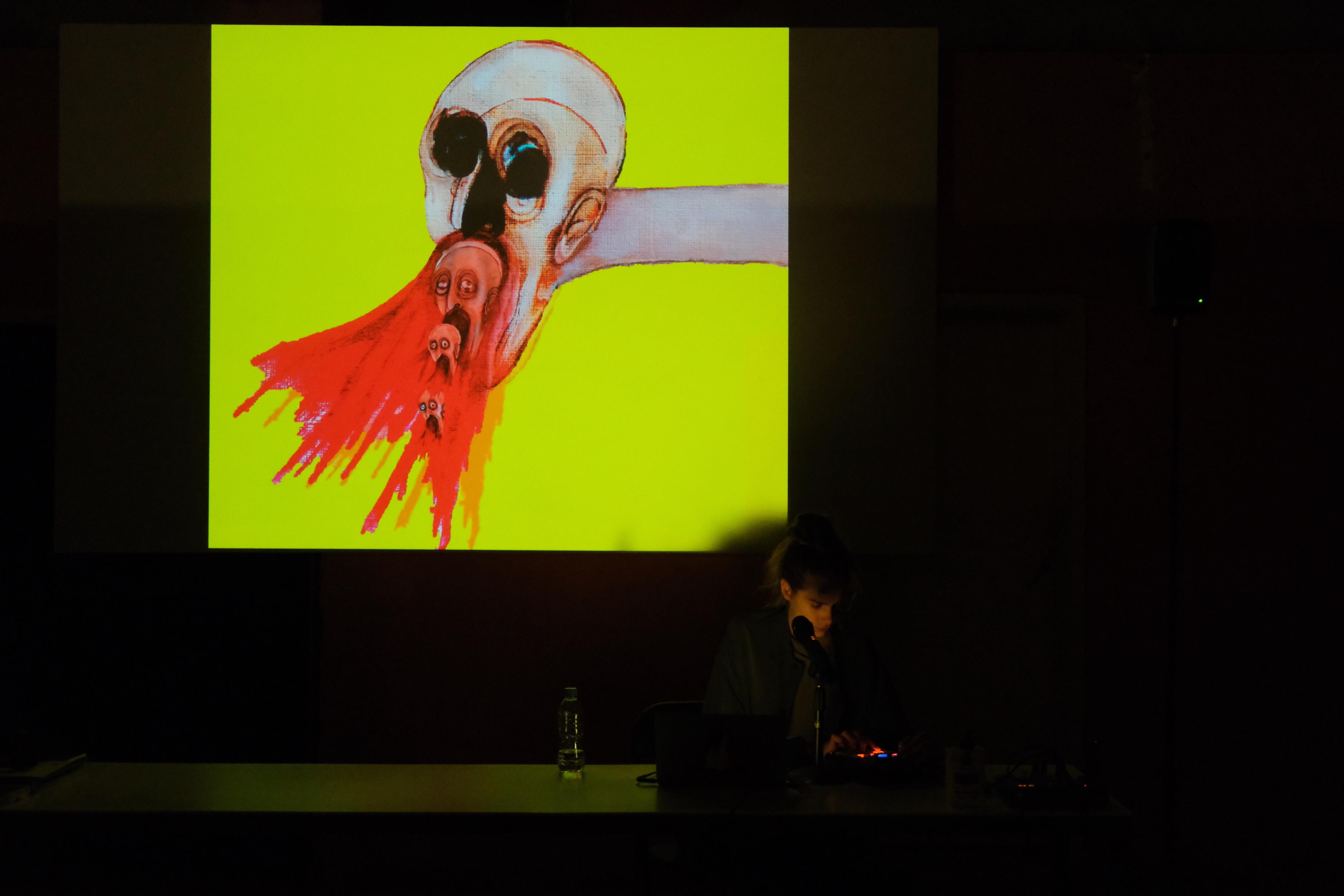 Freya Edmondes: Lecture Performance