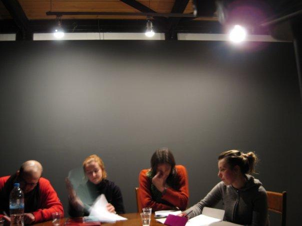 Open Call2: Dita Ethemi, Alban Muja, Agon Hamza