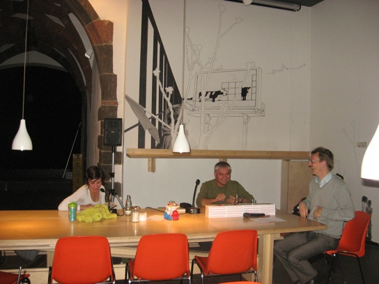 Albert Heta and Vala Osmani Book Launch at Frankfurter Kunstverein